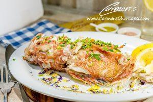 Carmens bar and Restaurant Ghar Lapsi Is-Siggiewi, Malta